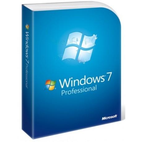 Clé Windows 7 Pro